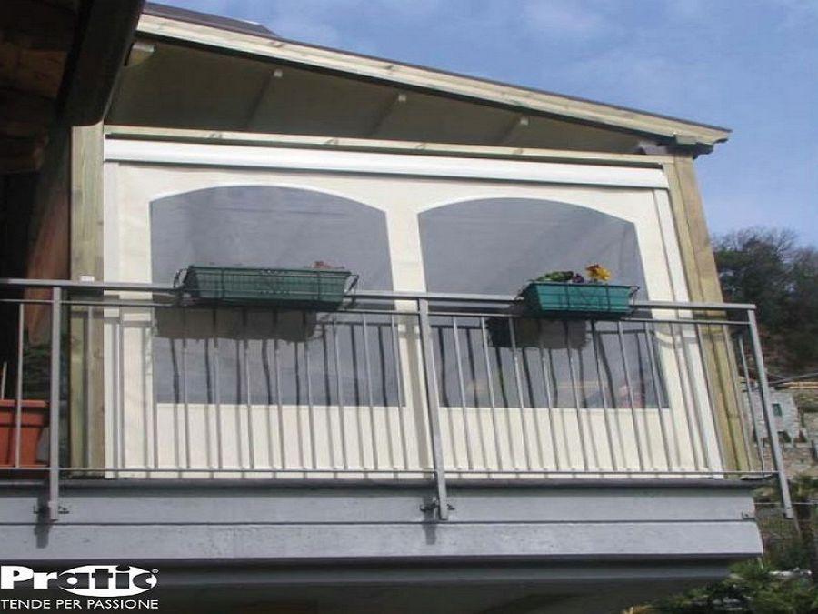 chiusure per esterni per verande terrazzi balconi
