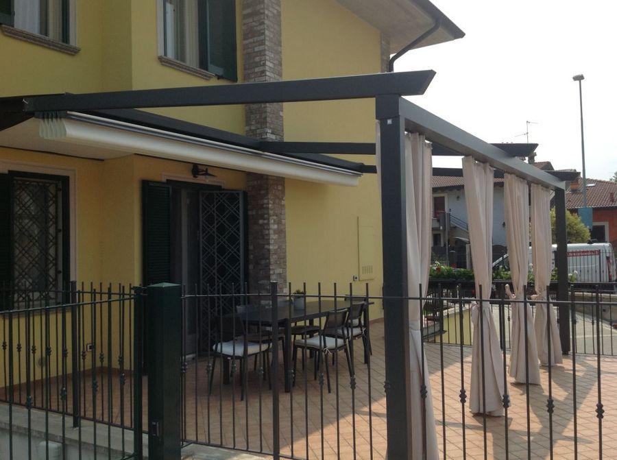 Coperture mobili per esterni per terrazzi tettoie mobili